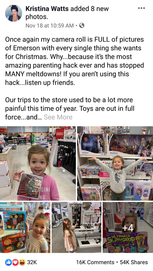 Bỏ túi bí quyết này, bố mẹ tha hồ cùng con đi mua sắm mà không phải lo lắng về những cơn ăn vạ hay mất tiền oan cho con nữa - Ảnh 9.