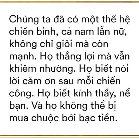 Song hỷ của bóng đá Việt và giấc mơ Vàng 60 năm đã trở thành sự thật: Không có Lọ Lem hay Thánh Gióng, chỉ có những con người khổ luyện thành tài, đam mê và tận hiến - Ảnh 15.