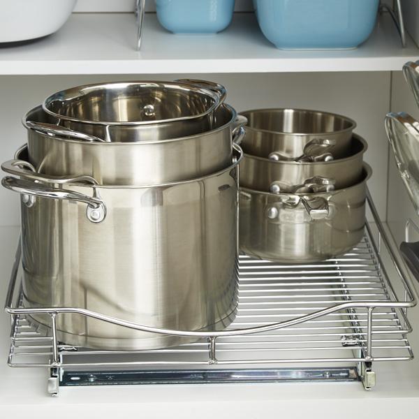 Tổ chức lưu trữ tủ bếp siêu khoa học, cực gọn gàng ai nhìn cũng thích mê - Ảnh 5.