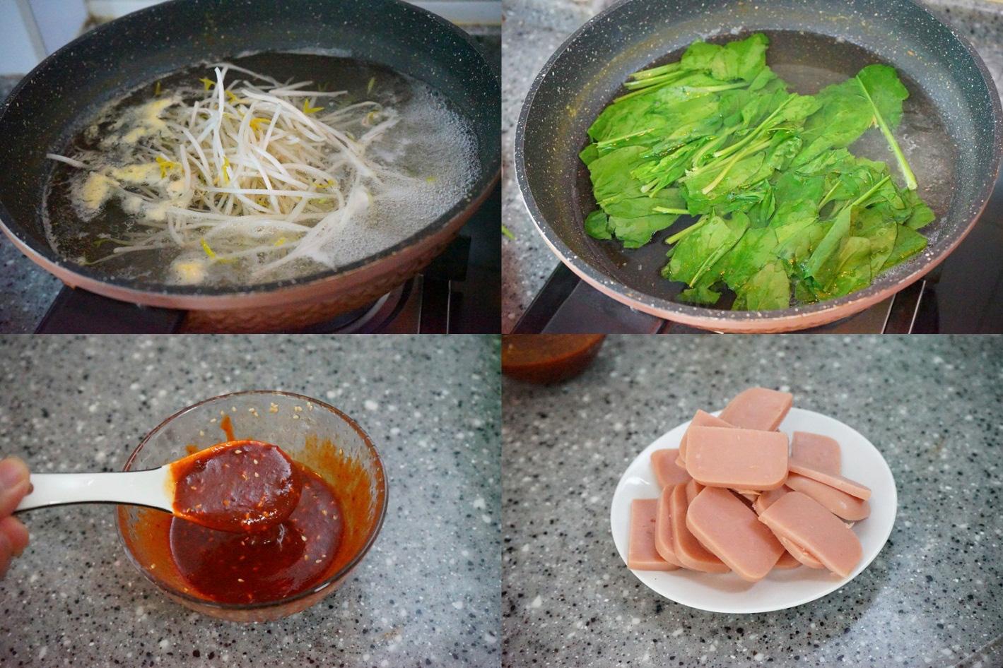 Bữa trưa ngon miệng cùng cơm trộn kiểu Hàn - Ảnh 2.
