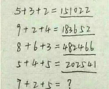 Giải quyết dãy số trong 15 giây, bạn có thể? - Ảnh 1.
