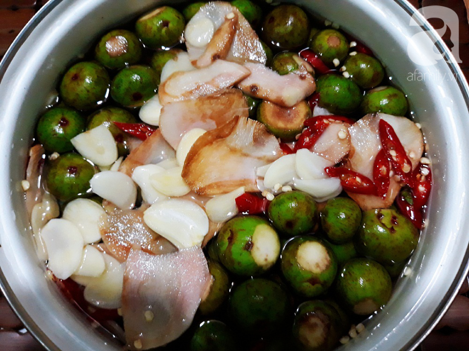 Cách làm sung muối chua cay ăn kèm món gì cũng ngon - Ảnh 4.