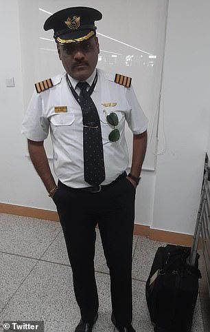 Có cả một công ty tư vấn trong tay, người đàn ông vẫn giả mạo phi công và bị bắt tại sân bay chỉ bởi lý do không thể hiểu nổi - Ảnh 1.