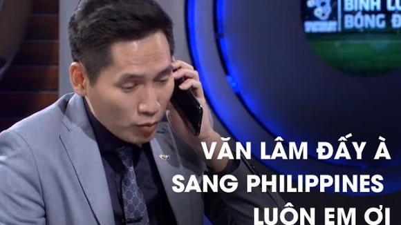 """""""Minh oan"""" hành động """"đá xoáy"""" Bùi Tiến Dũng của BTV Quốc Khánh: Cuộc điện thoại ấy có thật nhưng chiếc điện thoại không phải của nam MC - Ảnh 1."""
