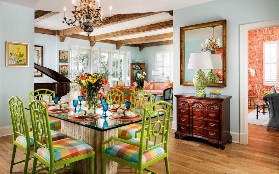 Mùa lễ hội đã về, bạn đã biết cách sắp xếp bàn ăn sao cho hấp dẫn chưa?