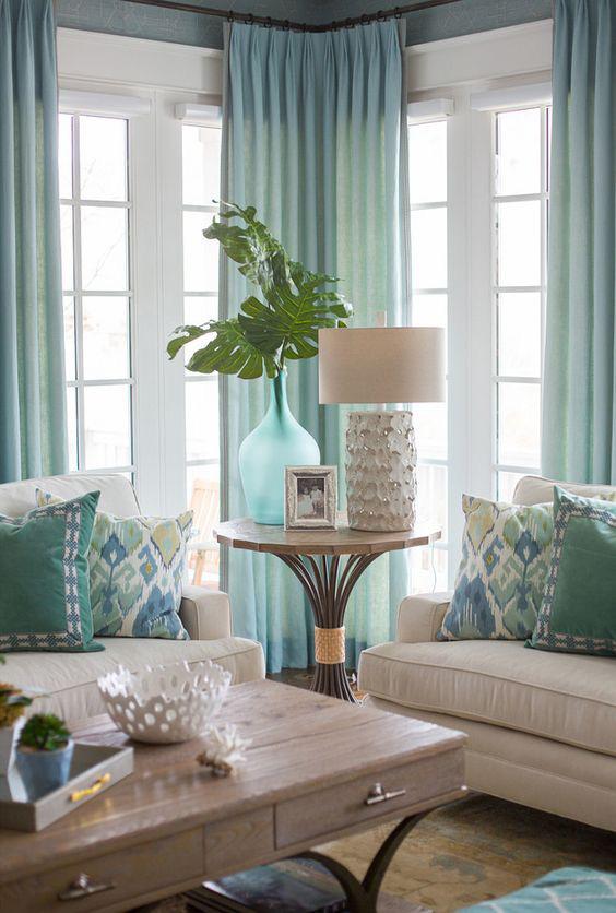 10 cách để làm sáng phòng khách màu be siêu dễ dàng - Ảnh 6.