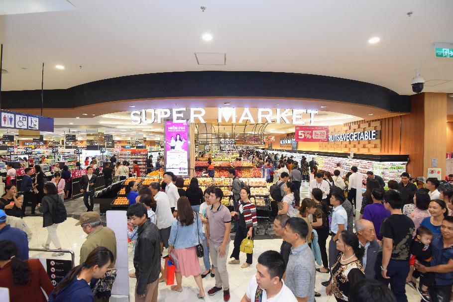 Khám phá thiên đường mua sắm AEON – Hà Đông từ 26/11 - Ảnh 1.