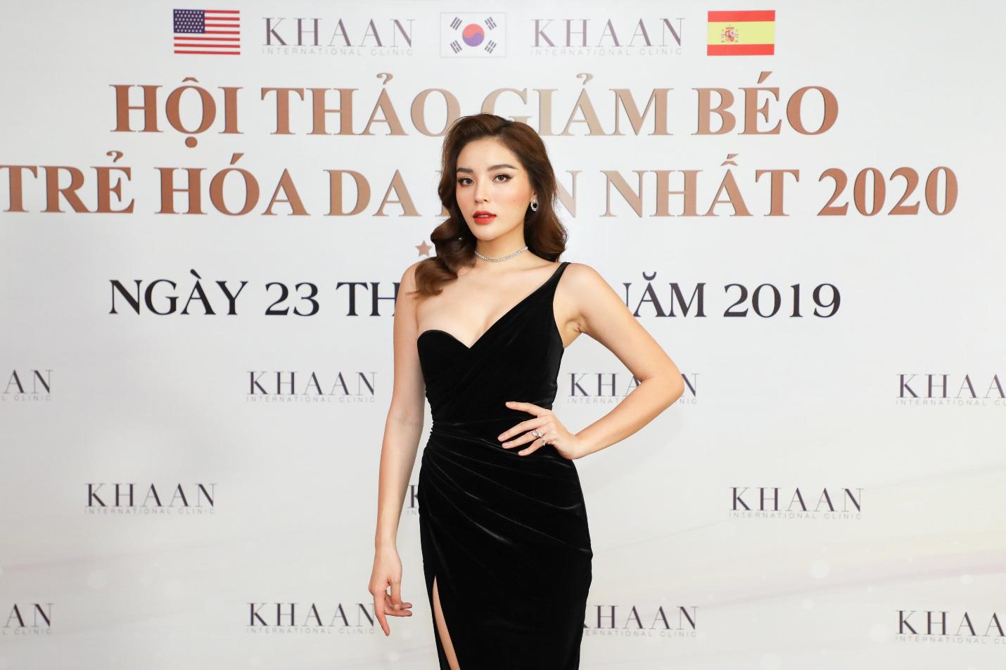 Hoa hậu Kỳ Duyên và dàn sao khủng quy tụ tại Hội thảo Giảm béo – Trẻ hoá da 2020 của Thẩm mỹ Quốc tế Khaan - Ảnh 3.