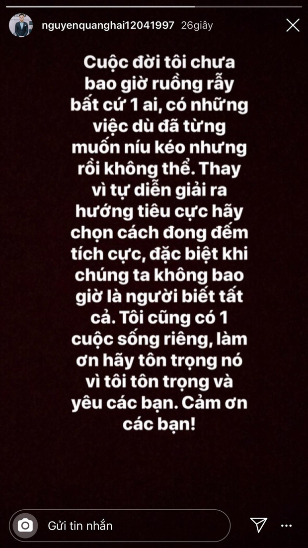 """Cầu thủ Việt Nam và những mối tình tan vỡ trong năm 2019: Người """"đau đầu"""" vì lùm xùm yêu đương, người chia tay đã có ngay tình mới nổi tiếng - Ảnh 6."""