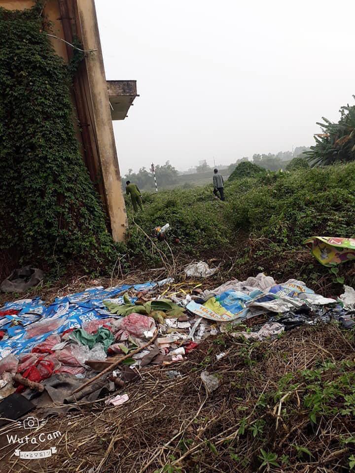 Bắc Giang: Điều tra vụ phát hiện thi thể người phụ nữ tại khu phế liệu - Ảnh 2.