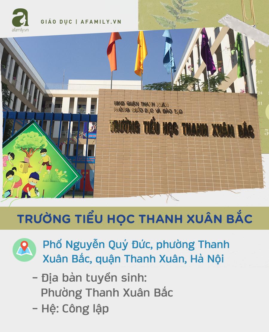 Các trường tiểu học quận Thanh Xuân:  - Ảnh 4.