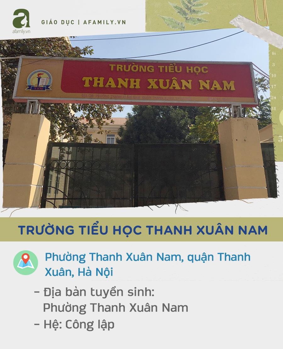 Các trường tiểu học quận Thanh Xuân:  - Ảnh 5.