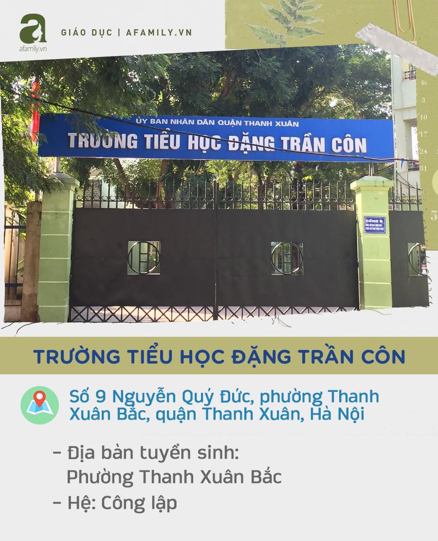 Các trường tiểu học quận Thanh Xuân:  - Ảnh 7.