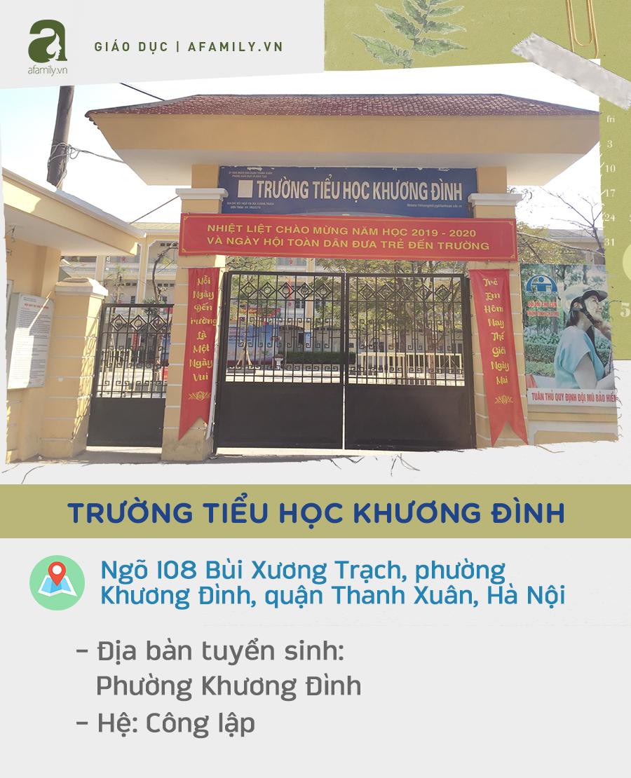 Các trường tiểu học quận Thanh Xuân:  - Ảnh 9.