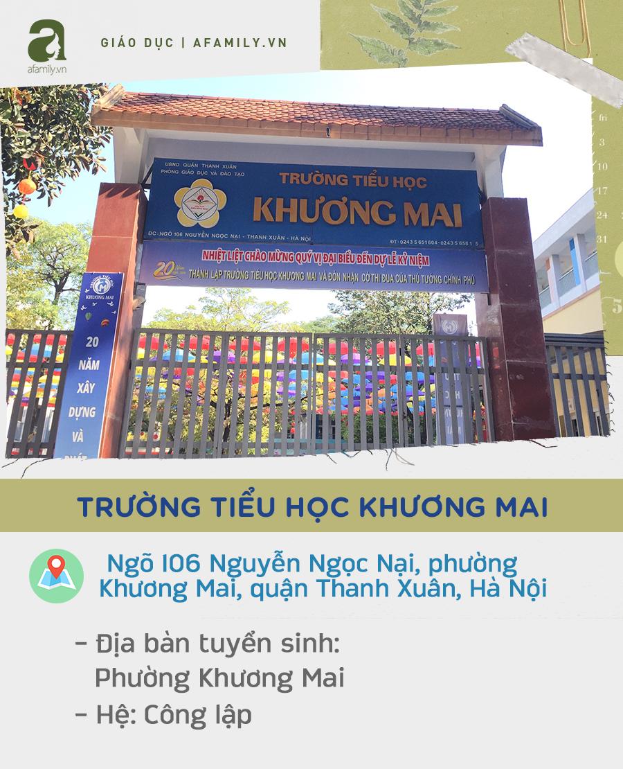 Các trường tiểu học quận Thanh Xuân:  - Ảnh 10.