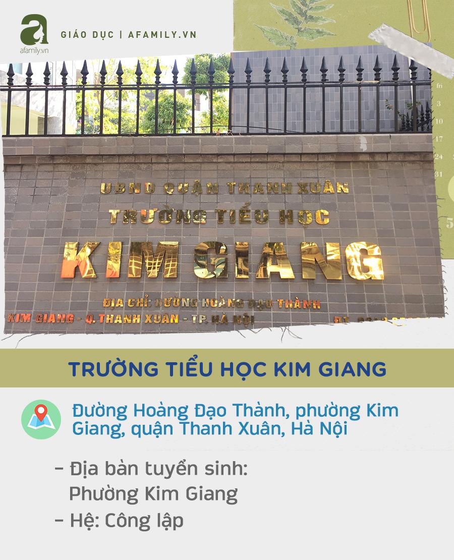 Các trường tiểu học quận Thanh Xuân:  - Ảnh 11.