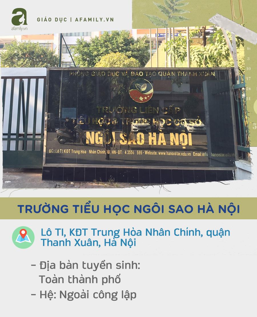 Các trường tiểu học quận Thanh Xuân:  - Ảnh 14.