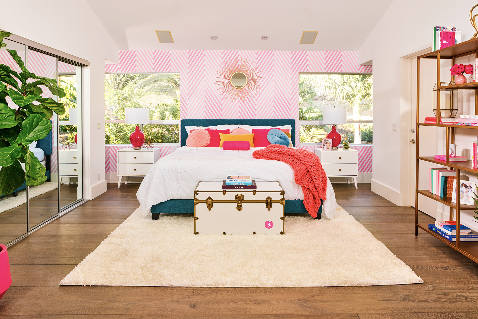 Ngôi nhà búp bê Barbie phiên bản hàng thật với giá 1,3 triệu/đêm, các cô gái nhanh tay xách vali lên nào - Ảnh 11.