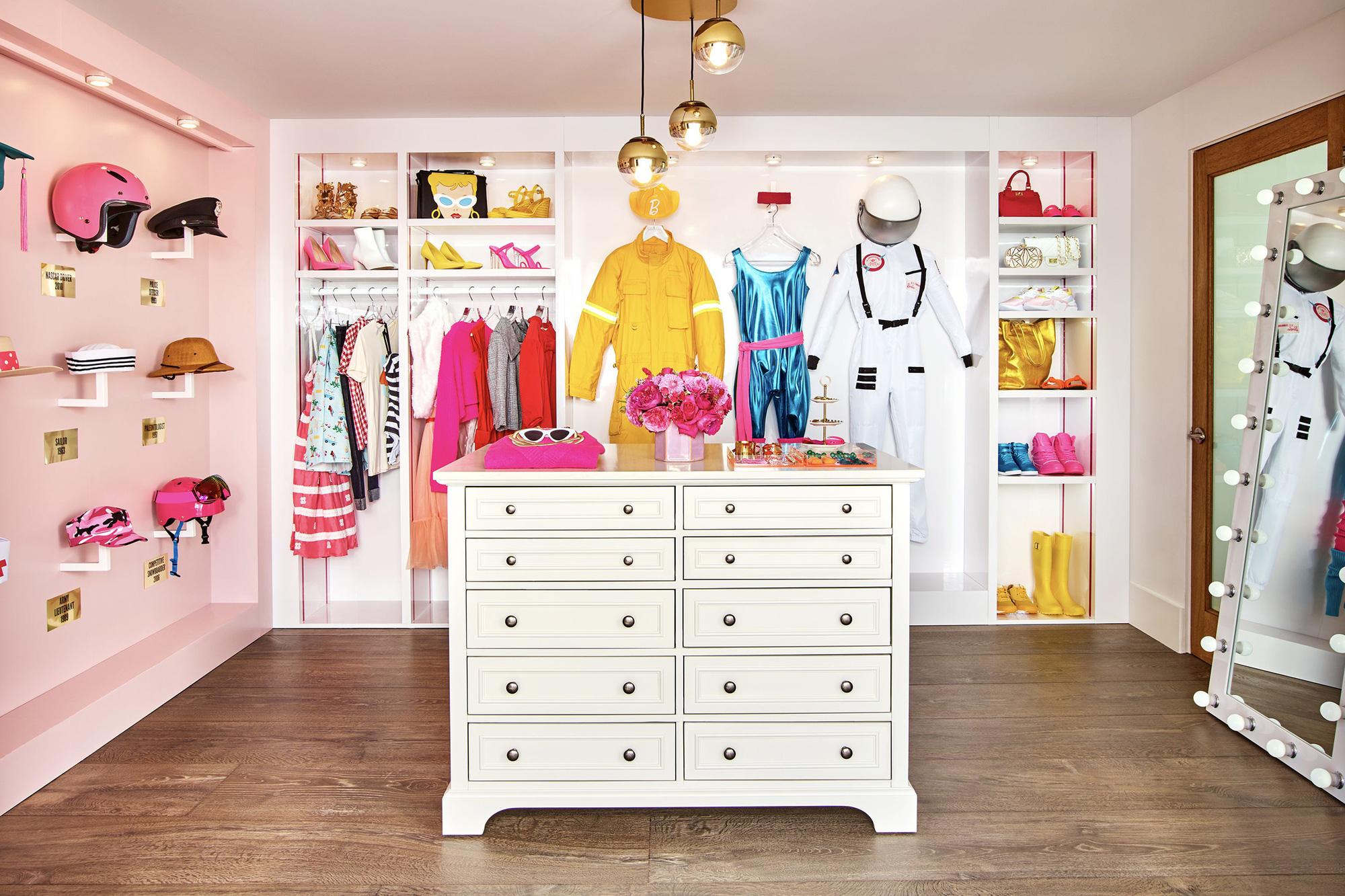 Ngôi nhà búp bê Barbie phiên bản hàng thật với giá 1,3 triệu/đêm, các cô gái nhanh tay xách vali lên nào - Ảnh 12.