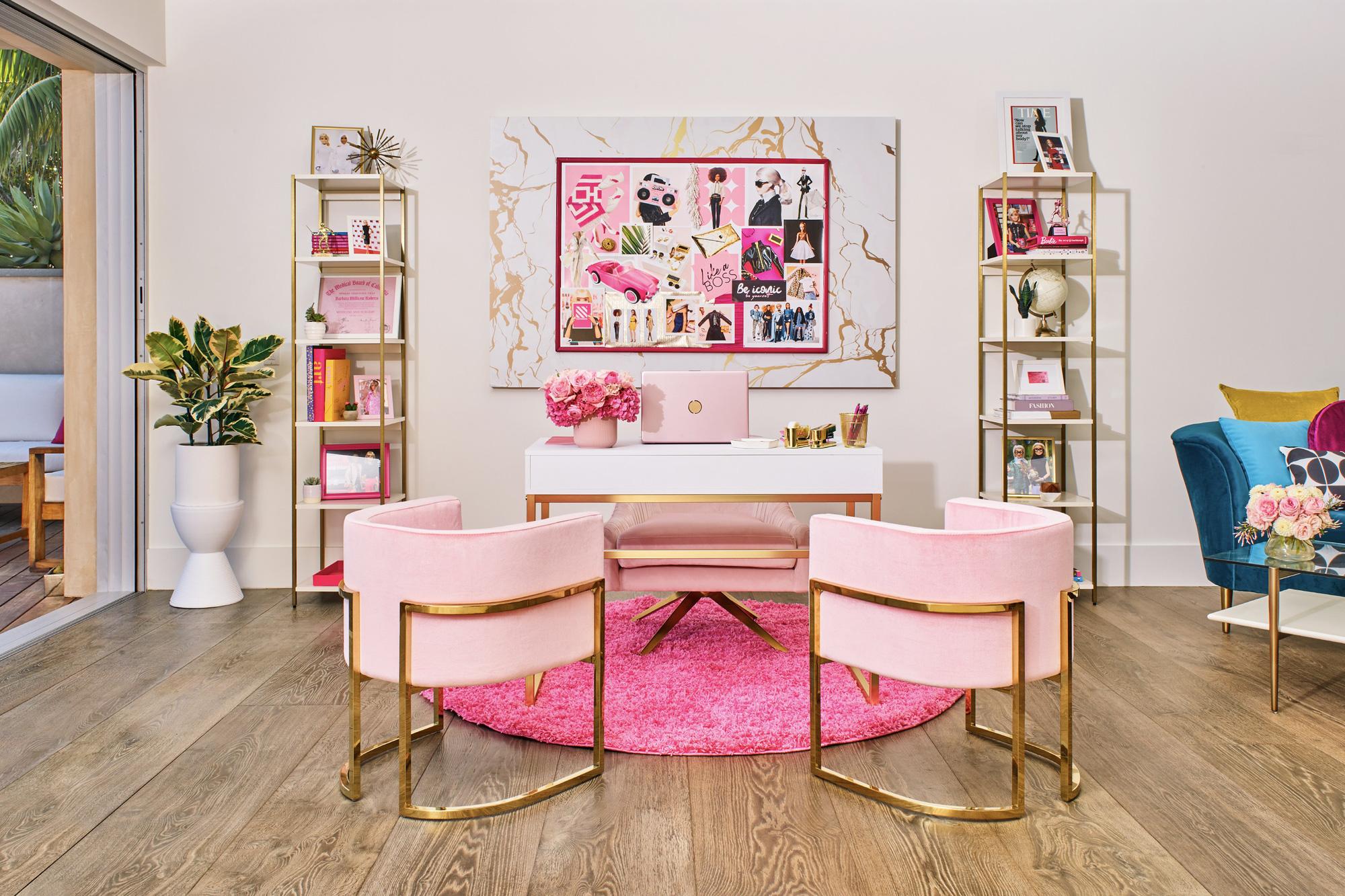 Ngôi nhà búp bê Barbie phiên bản hàng thật với giá 1,3 triệu/đêm, các cô gái nhanh tay xách vali lên nào - Ảnh 9.
