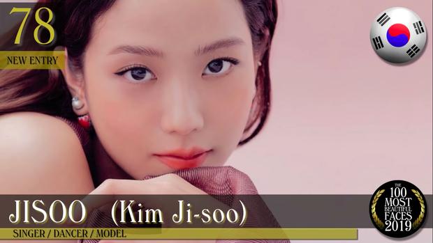 Công bố BXH 100 gương mặt nữ đẹp nhất Thế giới 2019, dàn idol Kpop chiếm thế thượng phong nhưng vị trí số 1 lại gây tranh cãi - Ảnh 11.