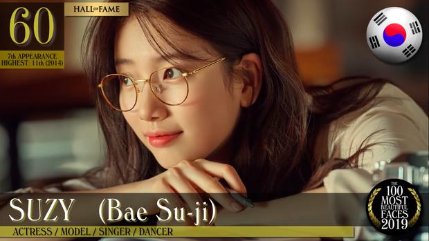 Công bố BXH 100 gương mặt nữ đẹp nhất Thế giới 2019, dàn idol Kpop chiếm thế thượng phong nhưng vị trí số 1 lại gây tranh cãi - Ảnh 12.