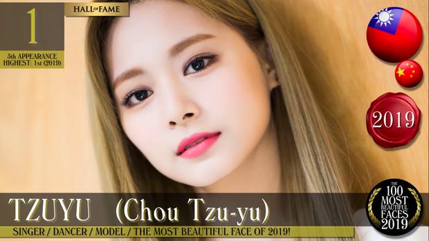 Công bố BXH 100 gương mặt nữ đẹp nhất Thế giới 2019, dàn idol Kpop chiếm thế thượng phong nhưng vị trí số 1 lại gây tranh cãi - Ảnh 1.