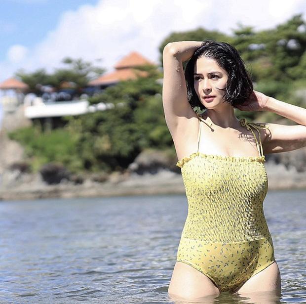 """Lâu lâu mới hở bạo, """"mỹ nhân đẹp nhất Philippines"""" lại gây thất vọng vì thân hình kém thon gọn - Ảnh 2."""