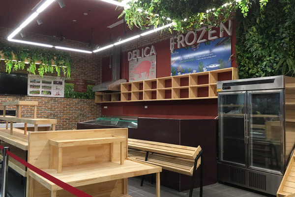 Thất vọng Aeon Mall Hà Đông, khai trương rồi hàng đóng cửa im lìm - Ảnh 15.