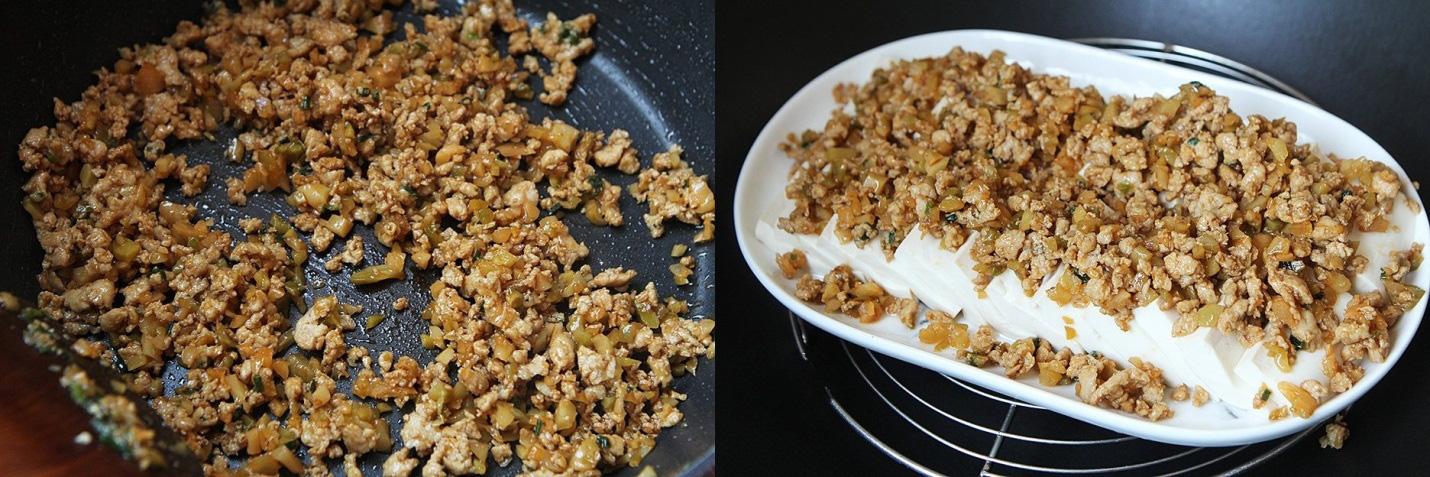 Chống ngán cho bữa tối với món đậu phụ hấp không dầu mỡ cực ngon cơm - Ảnh 4.