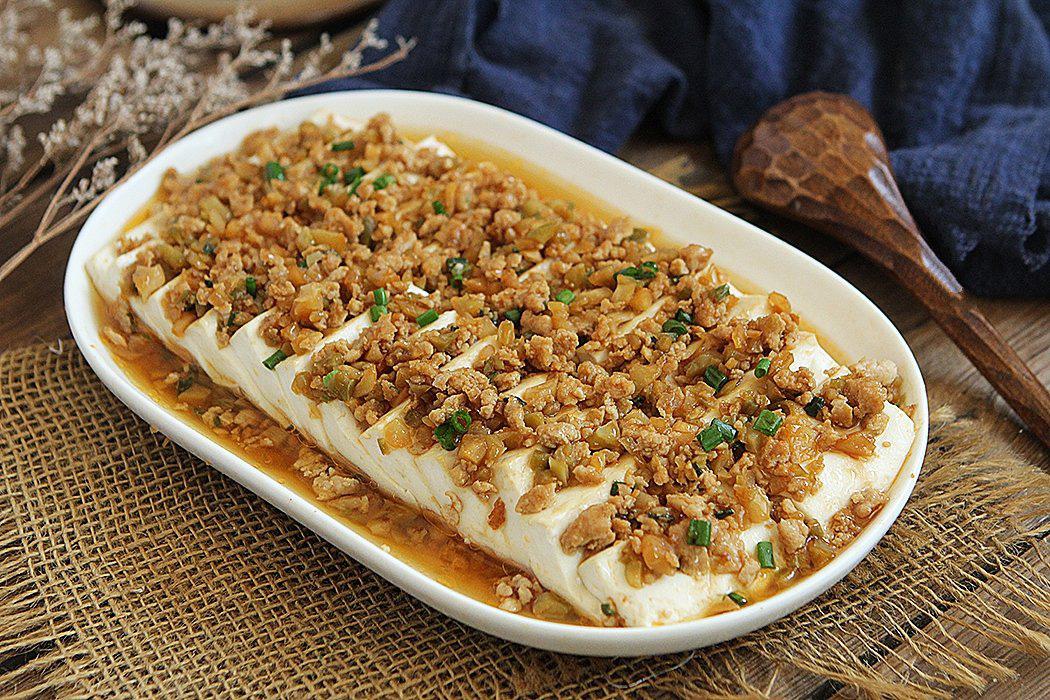 Chống ngán cho bữa tối với món đậu phụ hấp không dầu mỡ cực ngon cơm - Ảnh 5.