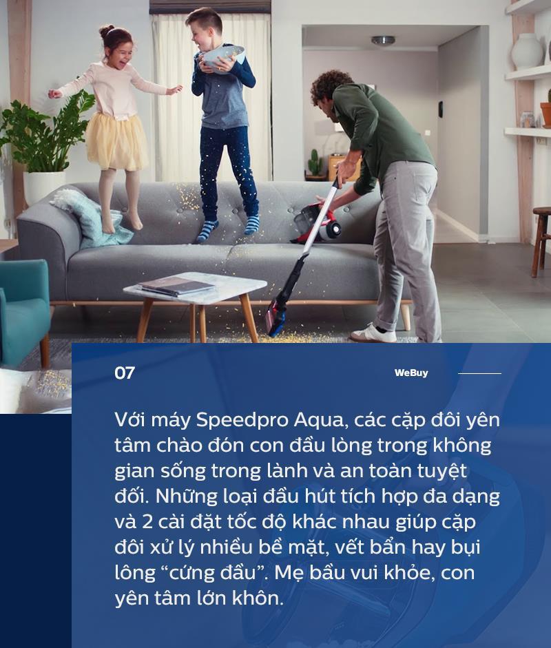 """Vợ chồng son và bí kíp dọn nhà """"siêu nhanh, siêu sạch"""" thời 4.0 - Ảnh 7."""
