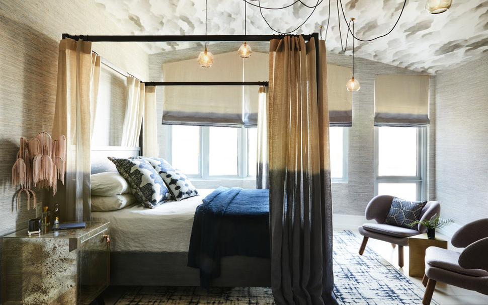 Thiết kế một căn phòng ngủ ấm cúng không khó khi đã có những bí kíp dưới đây