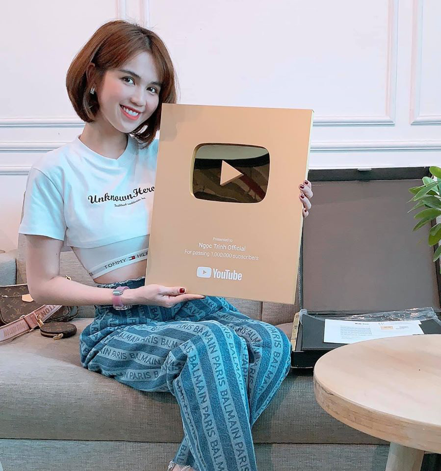 Top 5 Youtuber thành công trong năm 2019: Bà Tân Vlog, Quỳnh Trần JP sánh ngang với Vũ Khắc Tiệp, Ngọc Trinh về độ phủ sóng - Ảnh 38.