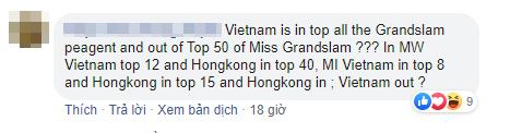 Hoàng Thùy, Lương Thùy Linh,... bị loại khỏi top 50 Hoa hậu đẹp nhất thế giới 2019 dù đạt thành tích cao, cộng đồng Việt phẫn nộ tấn công fanpage quốc tế - Ảnh 4.