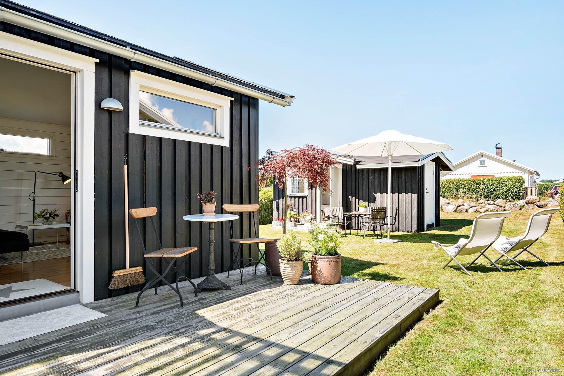 Ngôi nhà 45m2 tọa lạc trên thảm cỏ xanh mượt với không gian sống trong lành ai nhìn cũng thích - Ảnh 11.