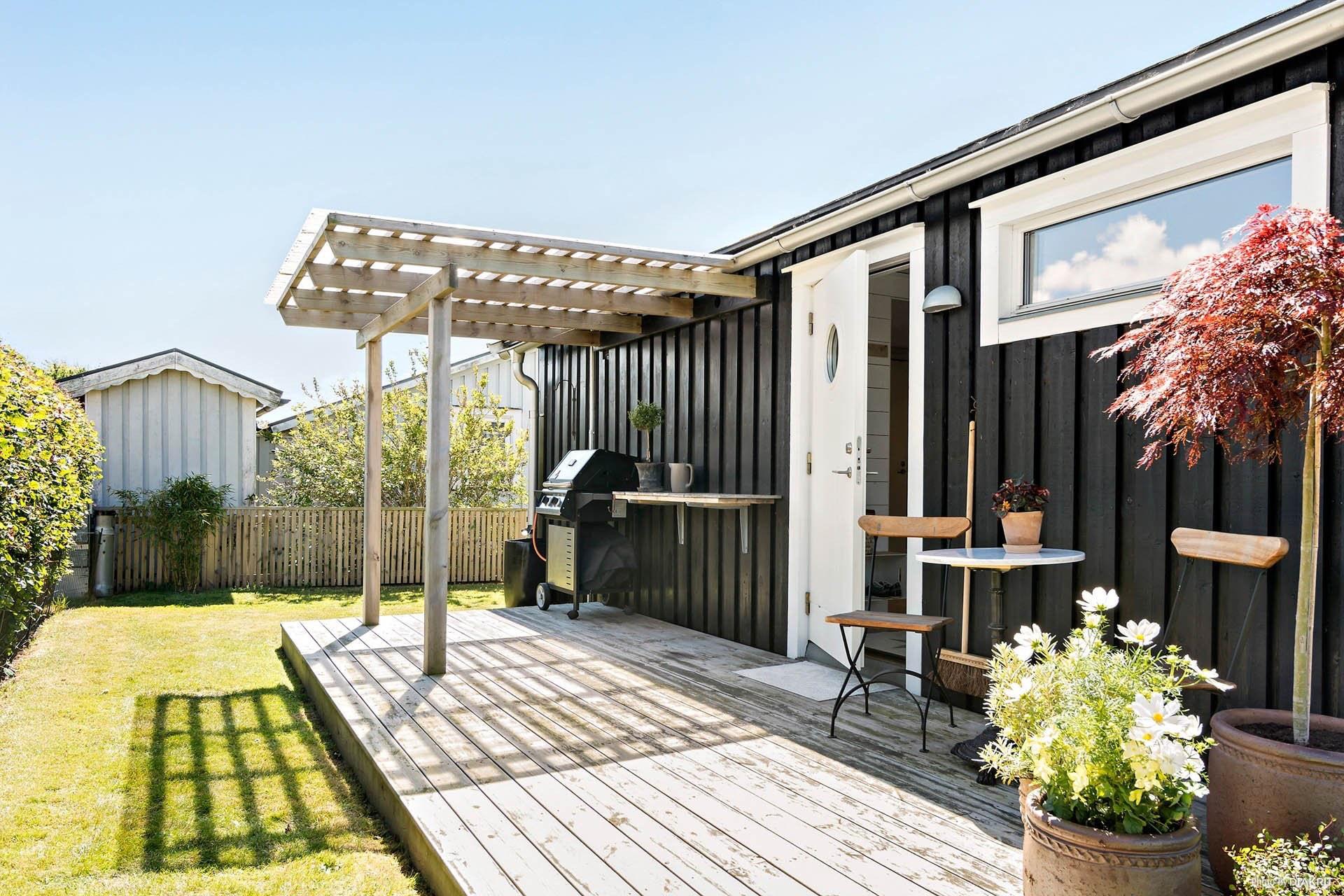 Ngôi nhà 45m2 tọa lạc trên thảm cỏ xanh mượt với không gian sống trong lành ai nhìn cũng thích - Ảnh 12.