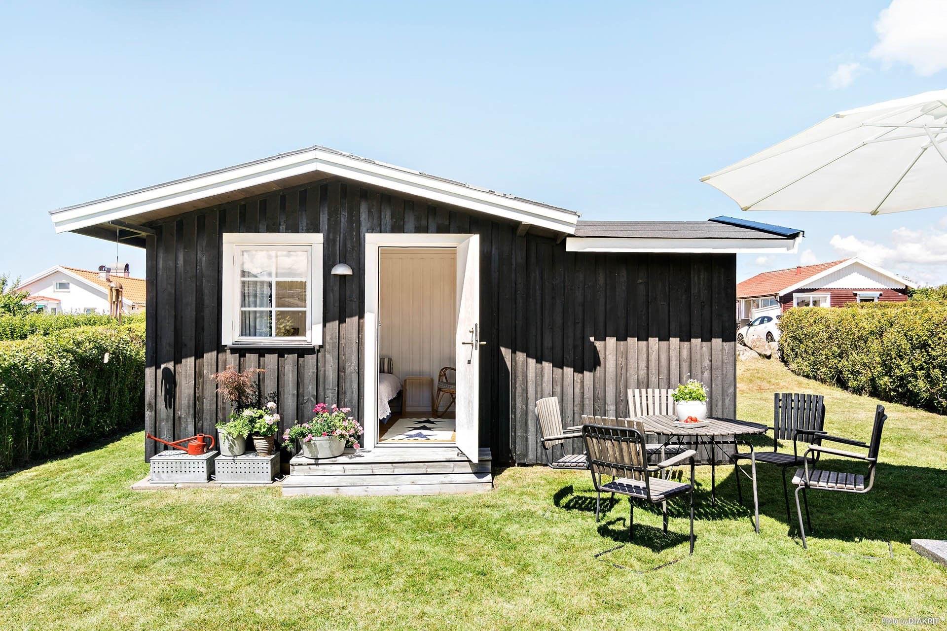 Ngôi nhà 45m2 tọa lạc trên thảm cỏ xanh mượt với không gian sống trong lành ai nhìn cũng thích - Ảnh 13.