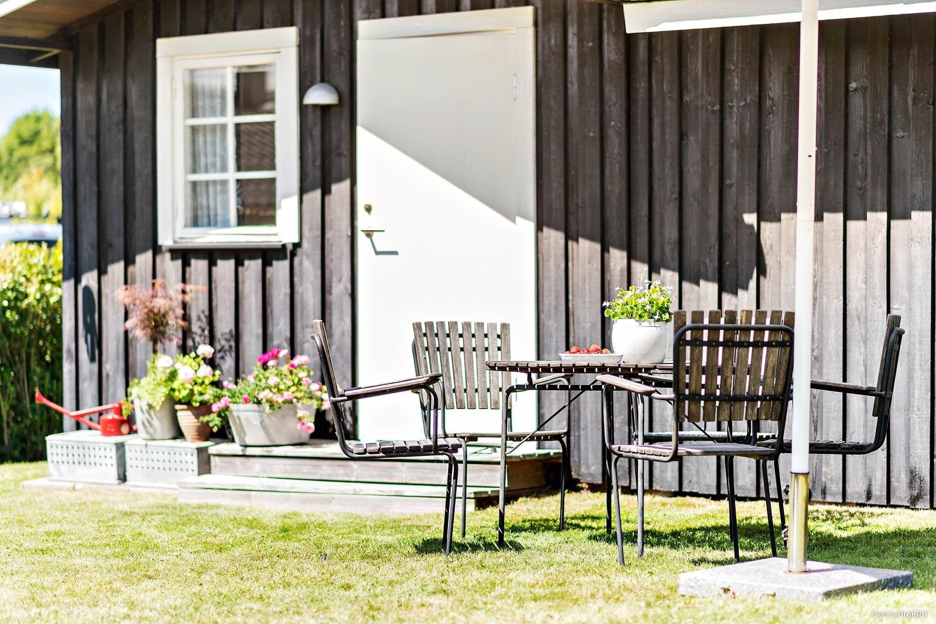 Ngôi nhà 45m2 tọa lạc trên thảm cỏ xanh mượt với không gian sống trong lành ai nhìn cũng thích - Ảnh 16.