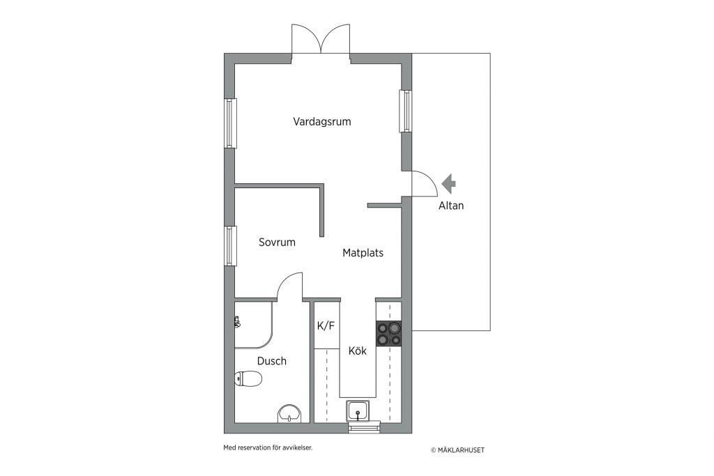 Ngôi nhà 45m2 tọa lạc trên thảm cỏ xanh mượt với không gian sống trong lành ai nhìn cũng thích - Ảnh 18.
