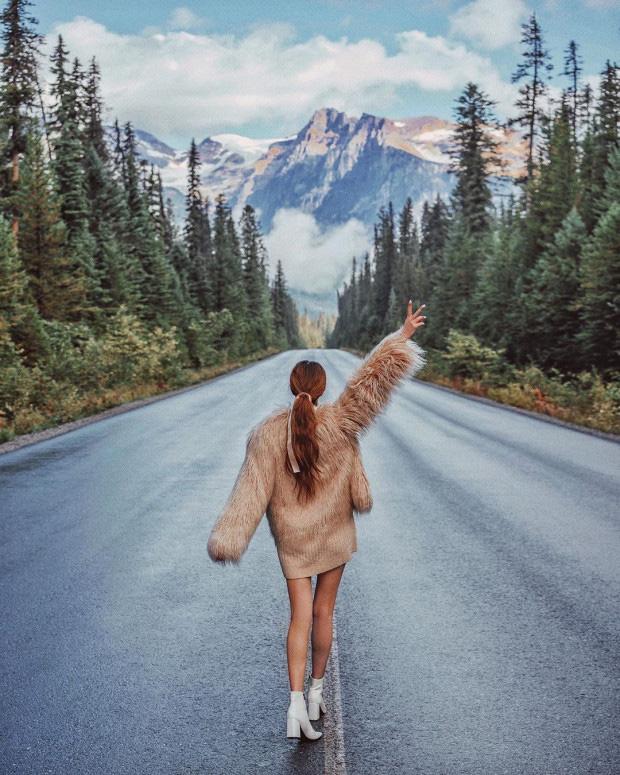 Nữ blogger du lịch kiếm được tiền tỷ trong năm 2019 và lọt top những người có sức ảnh hưởng trên Instagram bằng việc đăng ảnh - Ảnh 4.