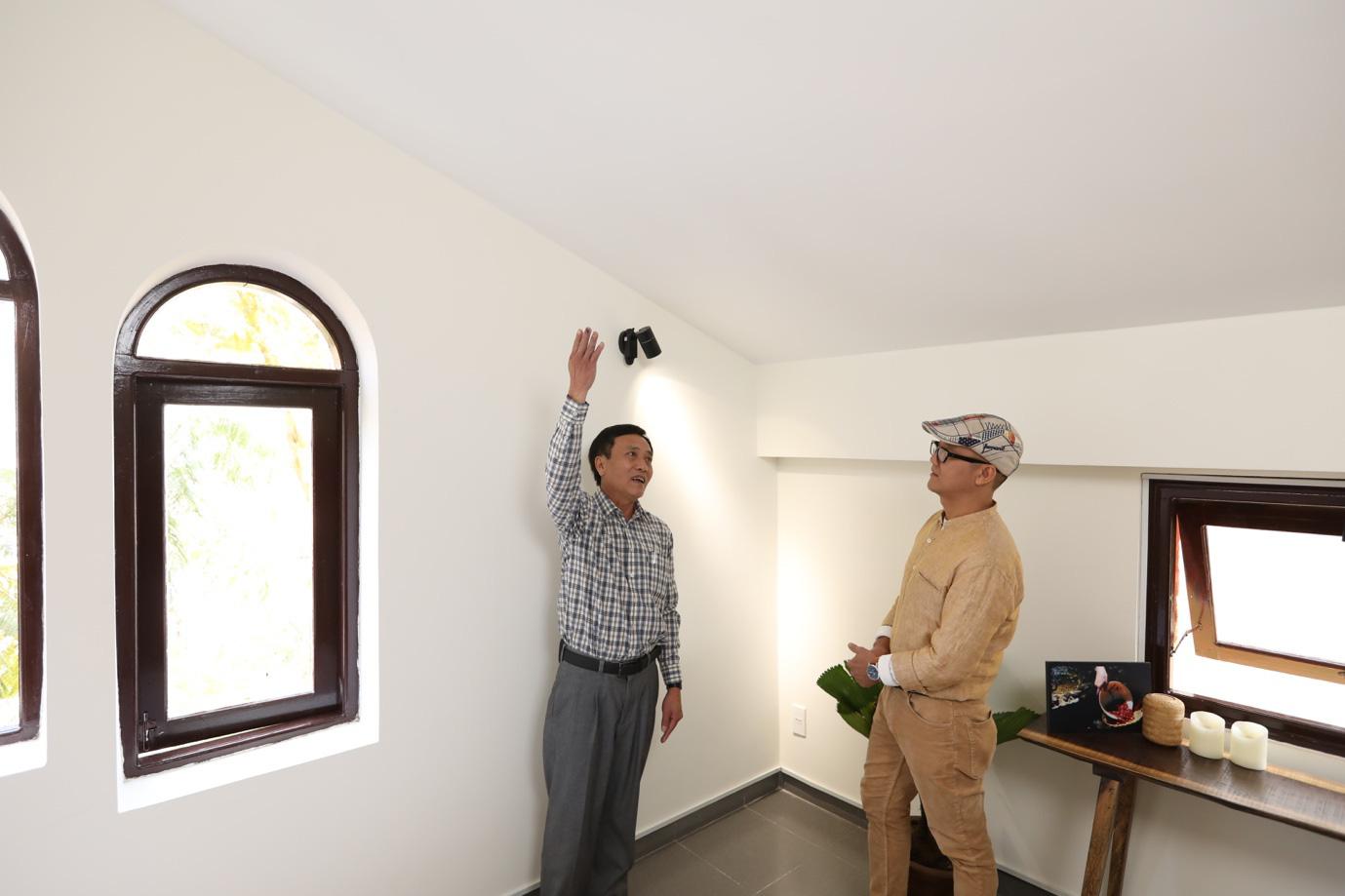 Kế hoạch giải cứu ngôi nhà bị nồm ẩm lâu năm tại Đà Lạt - Ảnh 4.
