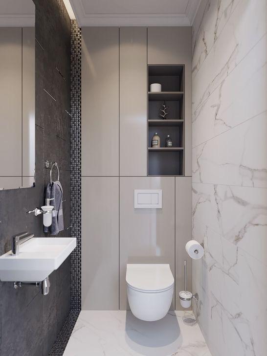 Tư vấn thiết kế căn hộ chung cư diện tích 56m2 với tổng chi phí 100 triệu đồng - Ảnh 4.