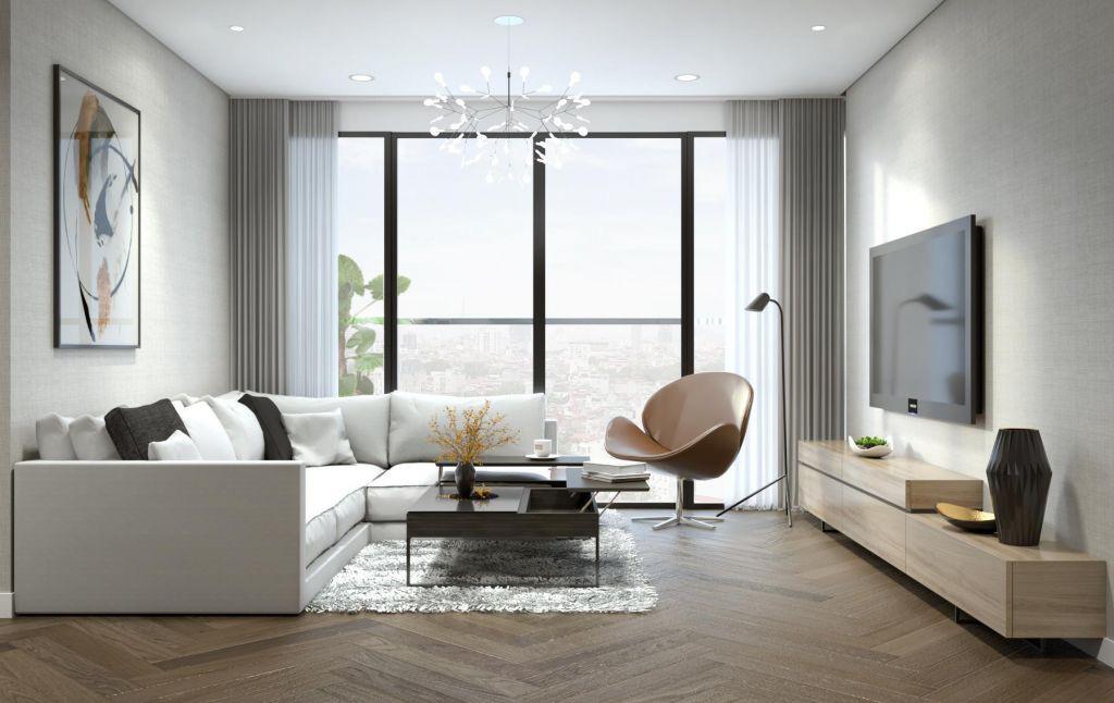 Tư vấn thiết kế căn hộ chung cư diện tích 56m2 với tổng chi phí 100 triệu đồng - Ảnh 9.