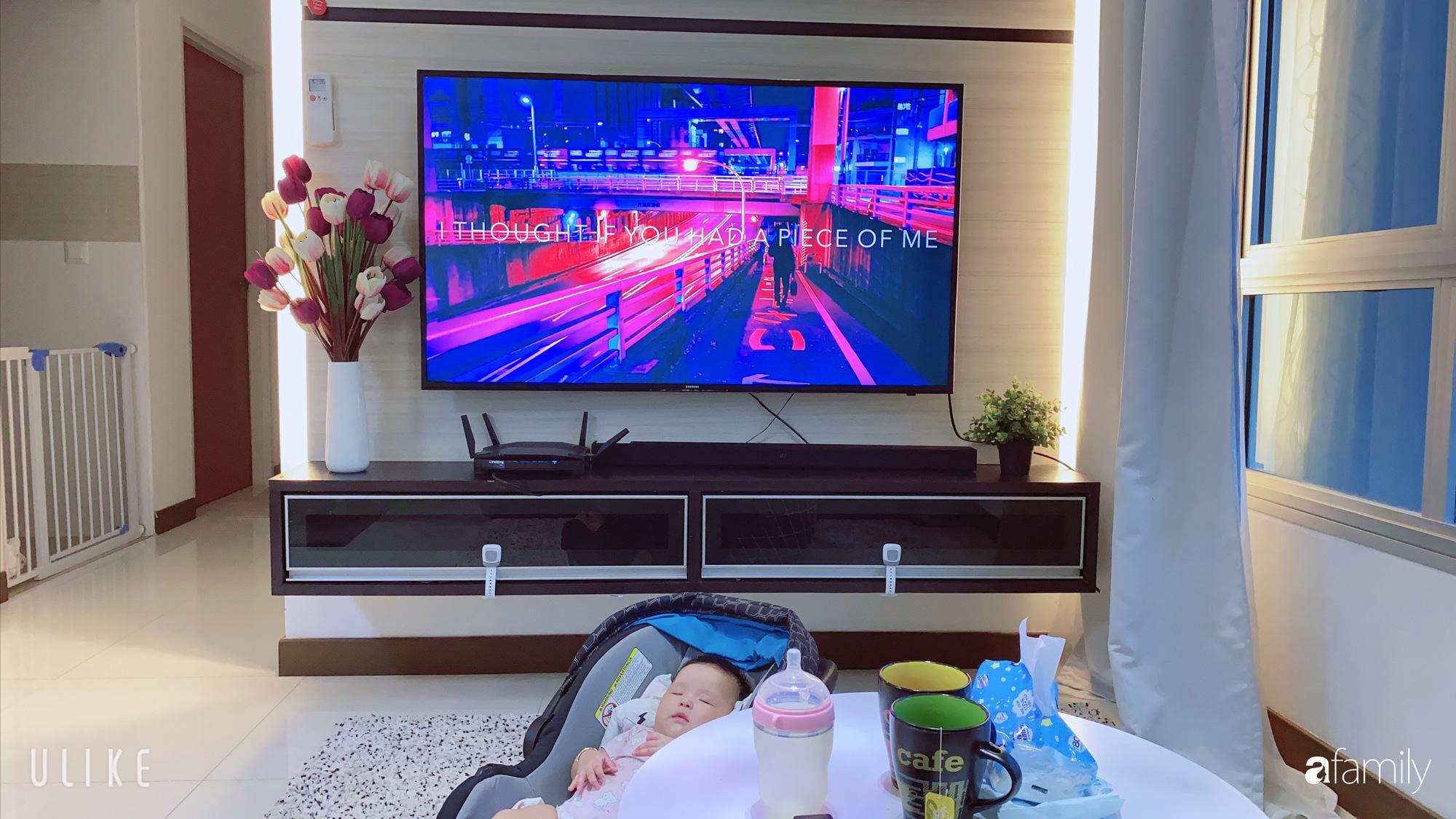 Căn hộ 92m2 góc nào cũng ấm cúng, sạch đẹp nhờ nguyên tắc bài trí gọn gàng của mẹ Việt ở Singapore - Ảnh 3.