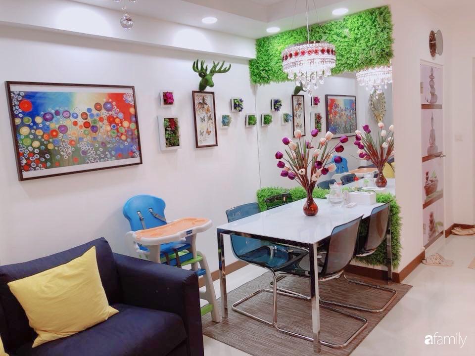 Căn hộ 92m2 góc nào cũng ấm cúng, sạch đẹp nhờ nguyên tắc bài trí gọn gàng của mẹ Việt ở Singapore - Ảnh 6.