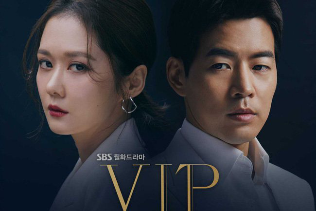 """Jang Nara thẳng chân đá Lee Sang Yoon vì đọc nhầm thoại tại hậu trường phim """"Vị khách VIP"""" - Ảnh 2."""