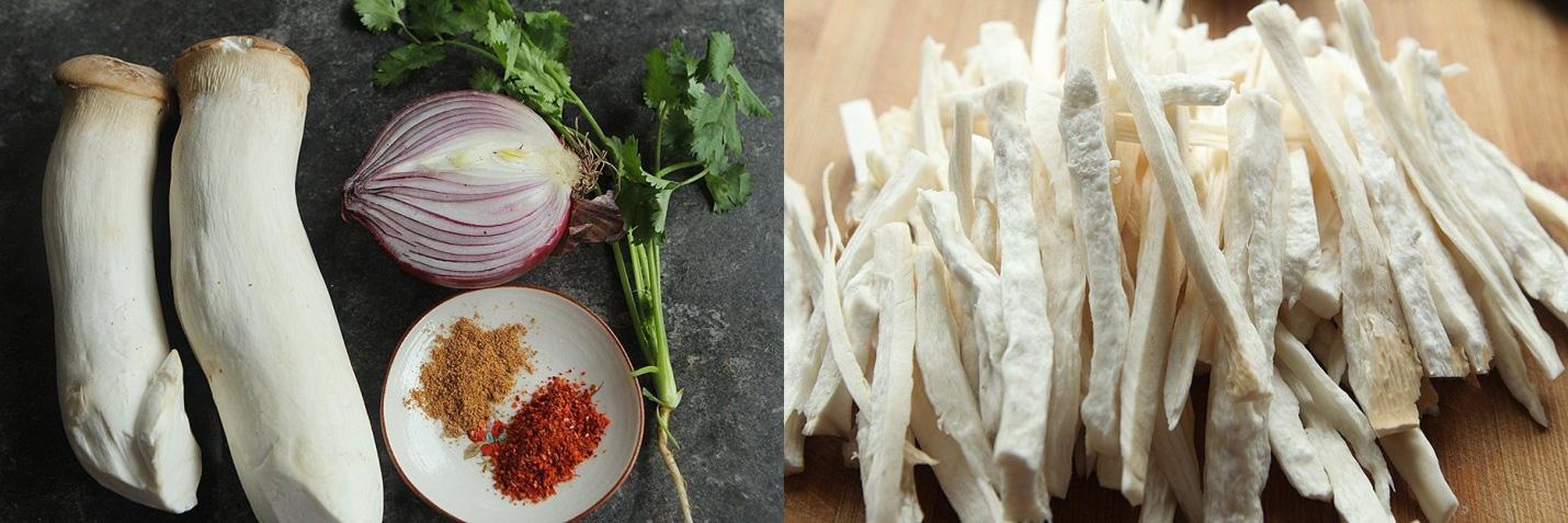 10 phút làm nhanh món nấm xào cay ngon cơm ngày lạnh - Ảnh 1.