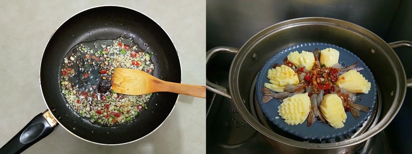 Tiệc đầu năm mà có món tôm hấp này đảm bảo cả nhà ngạc nhiên với tài nấu nướng của bạn - Ảnh 4.