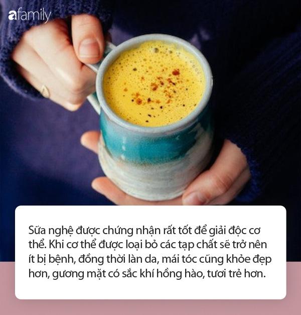 Mỗi sáng mùa đông chỉ cần chăm chỉ uống một ly sữa nghệ, cơ thể bạn sẽ nhận được những lợi ích siêu tuyệt vời - Ảnh 3.
